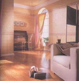 Die Richtige Wand  Und Deckengestaltung Trägt Zu Einem Rundum Wohlbefinden,  In Ihrer Wohnung Bei.